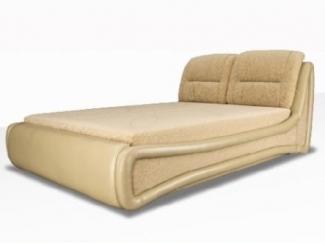 Комфортная двухспальная кровать Линда  - Мебельная фабрика «Димир»