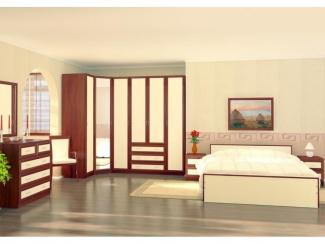 Спальный гарнитур Волхова 3 - Мебельная фабрика «Волхова»