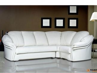Угловой диван Альфа 48 - Мебельная фабрика «АльфаМебельПлюс»