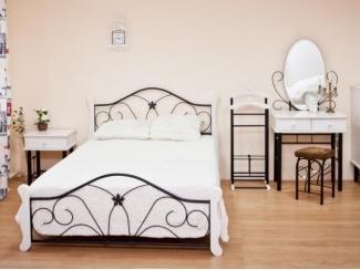 Спальный гарнитур С белый - Мебельная фабрика «Виктория-мебель»
