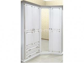 Шкаф угловой Оливия - Мебельная фабрика «Муром-мебель»