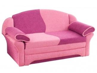 Розовый мини-диван  - Мебельная фабрика «Гарни», г. Волгоград