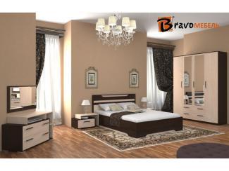 Спальня Прага - Мебельная фабрика «Bravo Мебель»