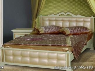 Кровать Купидон - 1 - Мебельная фабрика «Фокин», г. Владимир