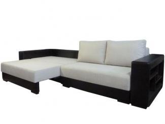 Диван модульный Блюз-Л модель 3 - Мебельная фабрика «Руста»