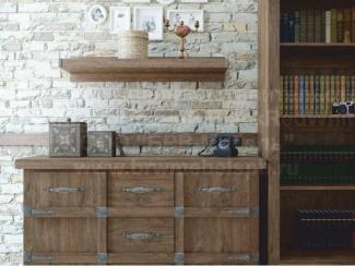 Гостиная стенка Ричард - Импортёр мебели «БРВ-Мебель (Black Red White)»