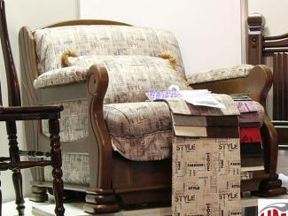 Мебельная выставка Краснодар: Кресло - Мебельная фабрика «Алина-мебель»