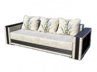 Трехместный прямой диван Ева-11