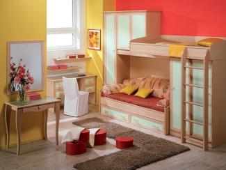Детская 29 - Изготовление мебели на заказ «Детская мебель», г. Москва
