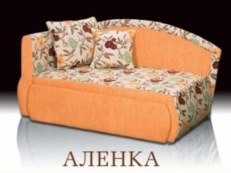 Кушетка Аленка яркая  - Мебельная фабрика «Альянс-М»