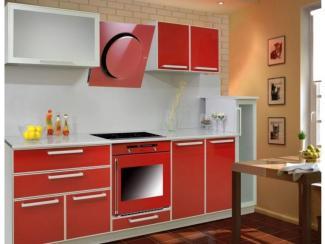 Кухня прямая «Глория пластик» - Мебельная фабрика «Прима-сервис»
