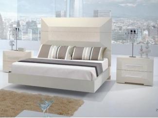 Современная кровать  - Импортёр мебели «Spazio Casa»