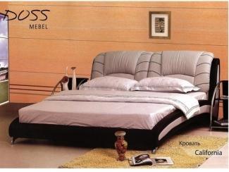Кровать California - Мебельная фабрика «DOSS»