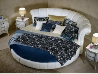 Кровать Letto Rotondo 01 - Мебельная фабрика «Галерея Мебели GM»