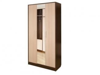 Шкаф с зеркалом София секция 10 - Мебельная фабрика «Салават стиль»
