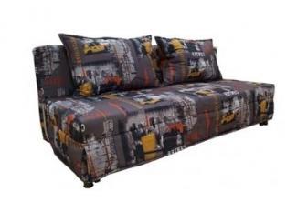 Мягкий диван без подлокотников Формула 1