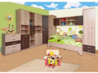 Детская Ассоль-11 - Мебельная фабрика «Сибирь»