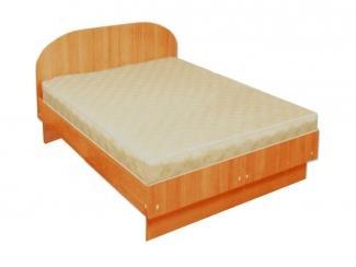 Кровать 1,5 спальная с 1-й спинкойpreviousnext