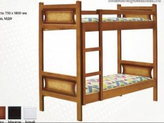 Кровать Даша - Мебельная фабрика «Мебельная Сказка»