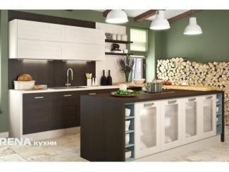 Кухня с островком Премьер  - Мебельная фабрика «Лорена»