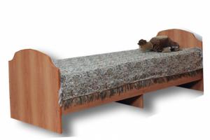 Кровать одинарная с матрасом - Мебельная фабрика «ЛТиК»