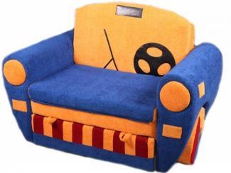 Диван детский Бумер - Мебельная фабрика «Ваш стиль»