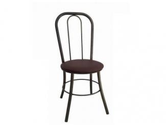 Стул с окрашенным металлокаркасом 8 - Мебельная фабрика «Мир стульев»
