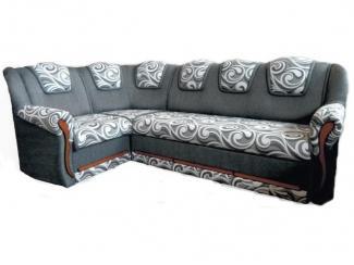 Диван угловой Грация с мягким углом  - Мебельная фабрика «Вега»