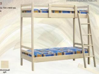 Кровать  Мечта - Мебельная фабрика «Мебельная Сказка»
