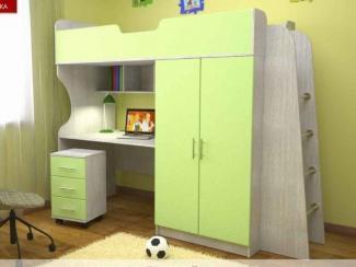 Детская Емеля 2 (МДФ) - Мебельная фабрика «Элна»