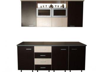 Кухонный гарнитур прямой Оля 3 - Мебельная фабрика «Веста»