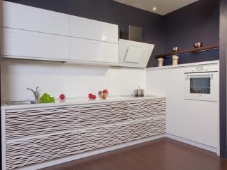 Кухонный гарнитур угловой Волна