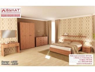 Спальный гарнитур Ева 11 - Мебельная фабрика «Булат»
