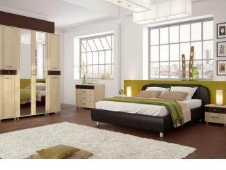 Спальня Эстетика 2  - Мебельная фабрика «Ангстрем (Хитлайн)»