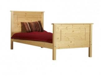 Кровать Тора (T2) - Мебельная фабрика «Timberica»