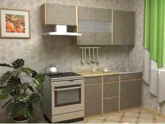 Кухня прямая Токио комплектация 3 - Мебельная фабрика «Алсо»