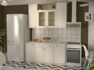Кухня МДФ с классической фрезеровкой 1