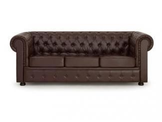 Трехместный диван Честер