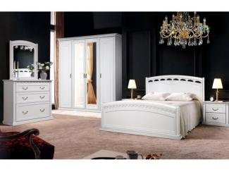 Уютная спальня Иоланта  - Мебельная фабрика «Слониммебель», г. Слоним