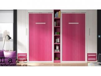 Детский шкаф-кровать Шеффлера - Мебельная фабрика «ПАТЭ»