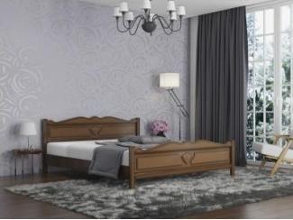 Кровать Венеция - Мебельная фабрика «СВ-стиль»