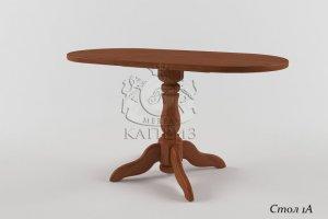 Деревянный стол 1А - Мебельная фабрика «Каприз»