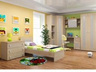 Детская Саша Модерн - Мебельная фабрика «Династия»