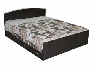 Кровать Карина-2  - Мебельная фабрика «Диана», г. Омск