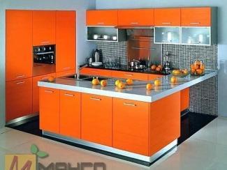 Островная кухня Муза - Мебельная фабрика «Манго»