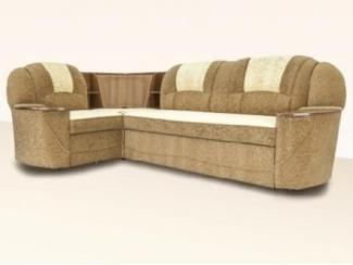 Угловой диван с баром Антарес - Мебельная фабрика «Димир»