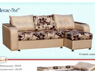 Надежный диван Пегас 5М - Мебельная фабрика «Самур»