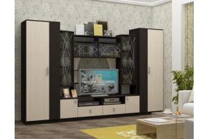 Гостиная стенка Женева - Мебельная фабрика «МиФ»