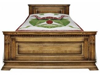 Кровать Верди 8 П095.04 - Мебельная фабрика «Пинскдрев»