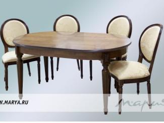 Обеденная зона «Rosa Ovale» - Мебельная фабрика «Мария»